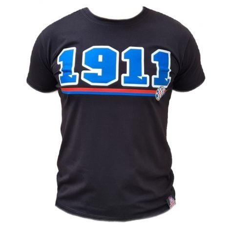 Hajduk majica crna sa tiskom 1911