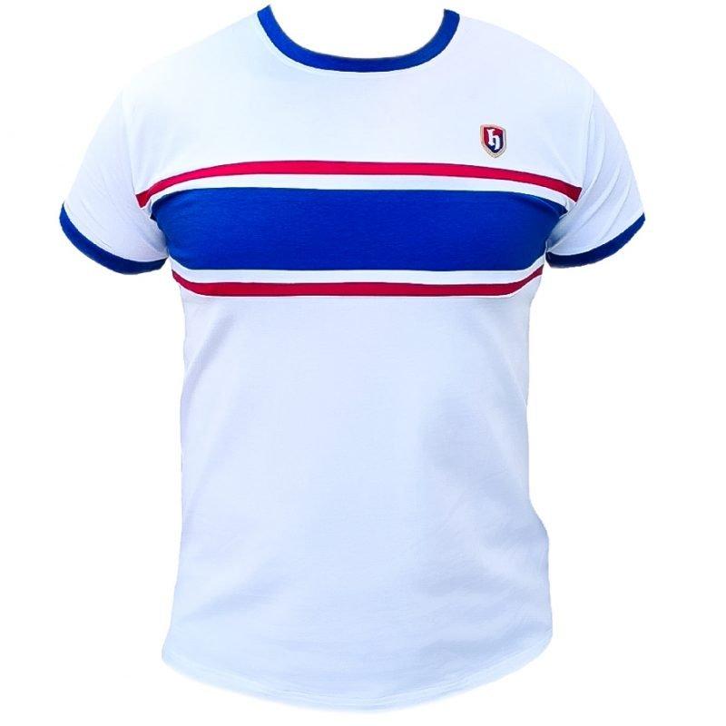 Hajduk majica bijela sa ušivnim štitom