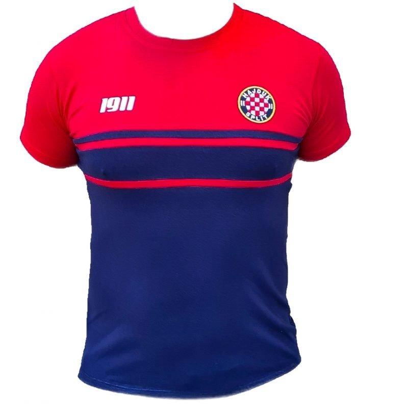 Hajduk majica crveno plava