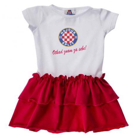 Hajduk haljina roza