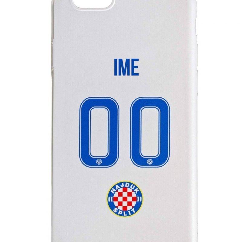 Hajduk maskica za mobitel personalizirana