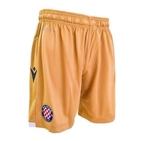 Macron zlatne hlačice za zlatni dres